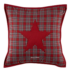 ПОДУШКА GRAND DESIGN RED STAR TP00222 в интернет магазинe BoDeCo, фото